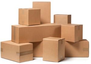 Cajas para organizar tu mudanza